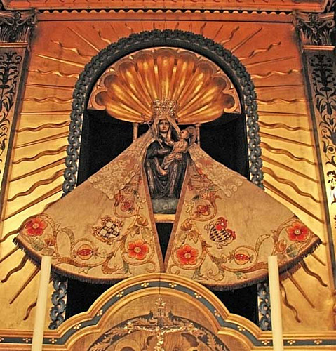 Our Lady of Walsingham Shrine, England, 1938