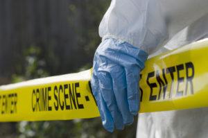 Crime Scene Picture