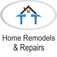 Remodels and repairs icon