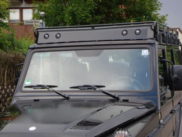 orc wind deflector for roof rack original pur model without cutouts for lamps