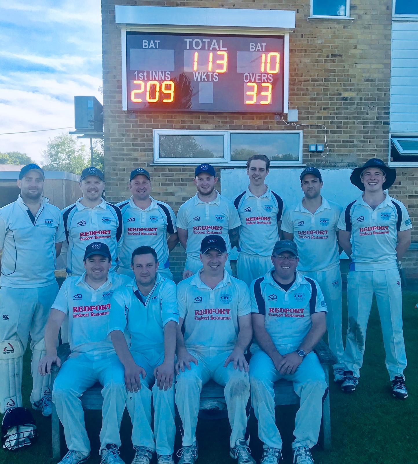 Cricket Club Update (January)