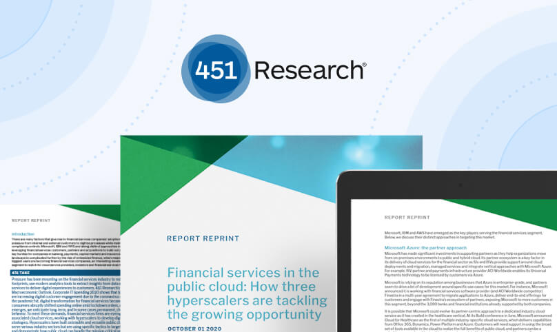 451 Research Report on Orca Security's Light, Agentless Approach to Cloud Security