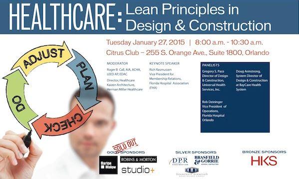 Healthcare Lean Principles In Design & Construction 127