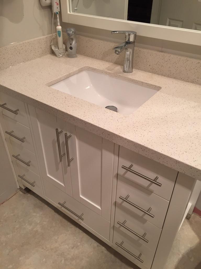 44 Single Sink Bathroom Vanity Orca, 44 Bathroom Vanity