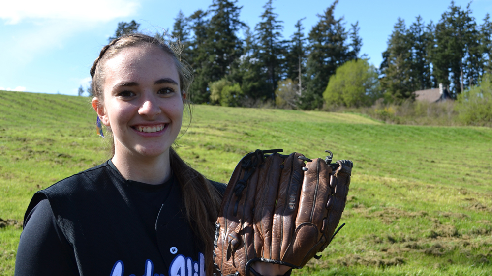 Hey pitcha pitcha: an athlete profile on Emily Nichols