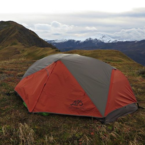 alps mountaineering chaos backpacking