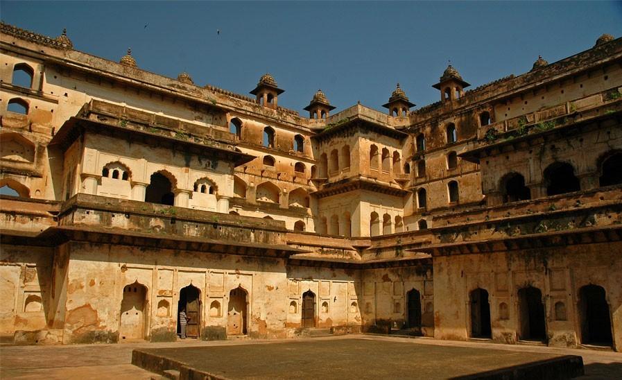Raj Mahal Orchha Orchha