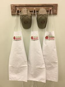 Orchard Berry Arrangements - Uniforms