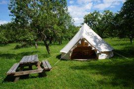 Swan Bell Tent