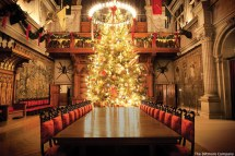 In Holiday Spirit With Biltmore Estate Christmas