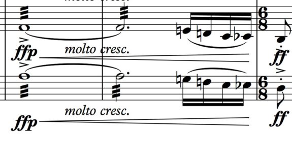 Cello - Unison With Double Basses
