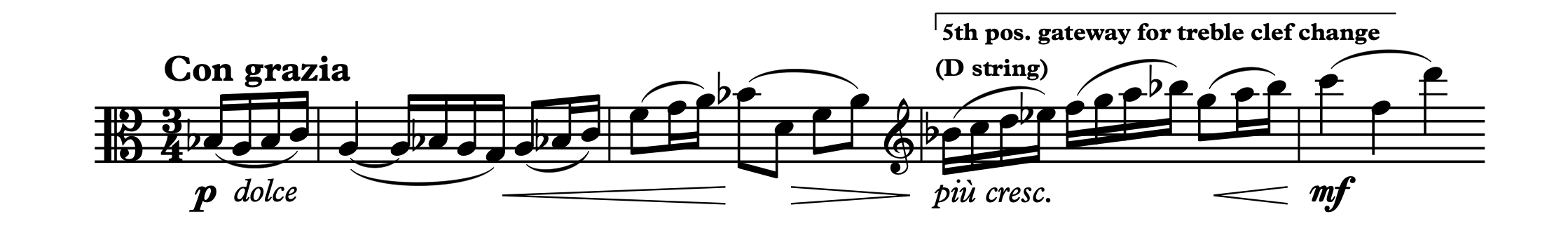 Orchestration Tip: Viola use of treble clef - Orchestration Online