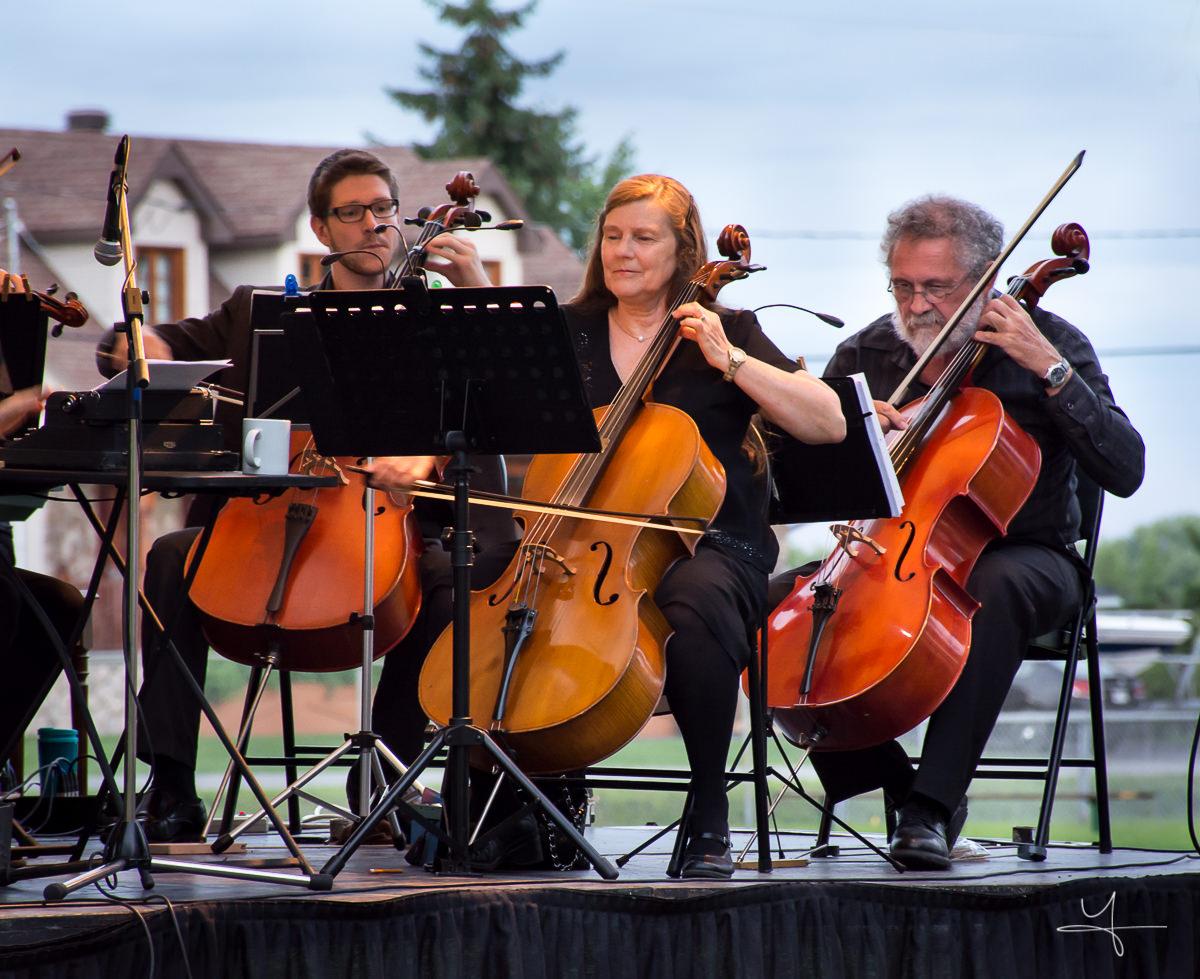 Concert Saint-Joseph-du-Lac  –   2017