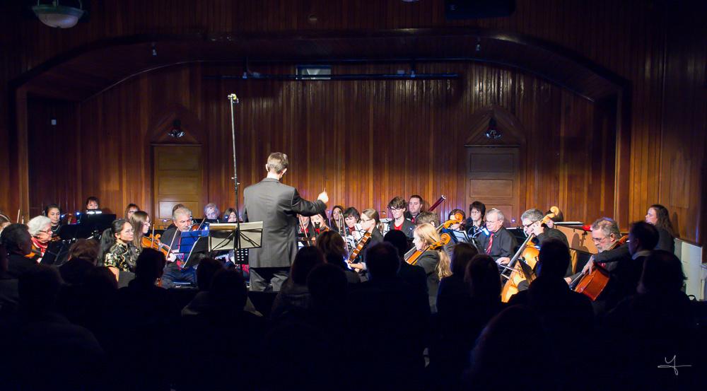 Concert à l'église protestante – 2017