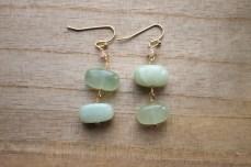 Twin Peak earrings