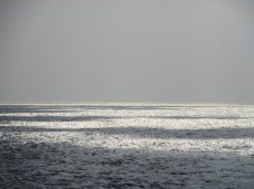Quiet waters, East China Sea