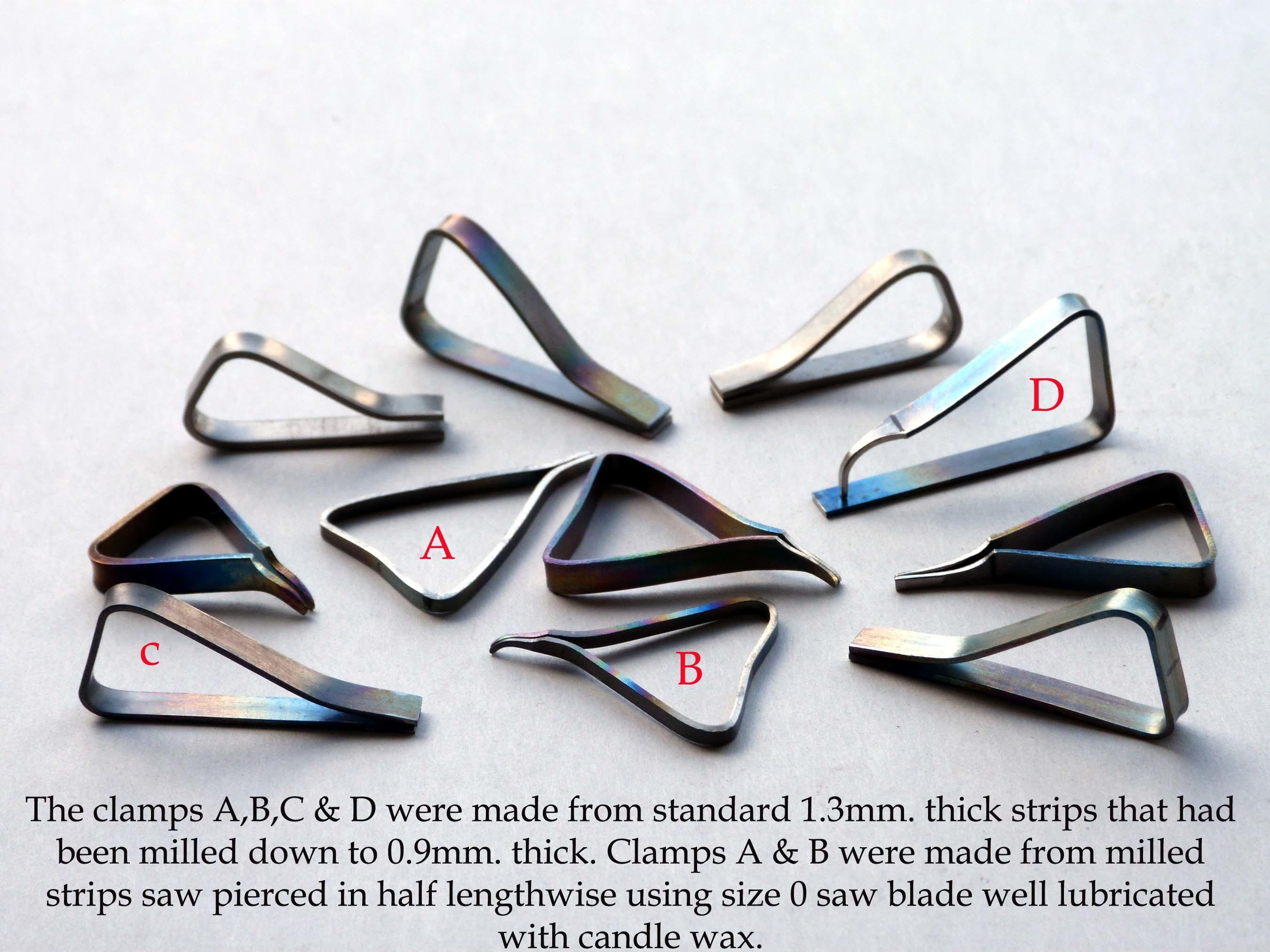 Knew Concepts Titanium