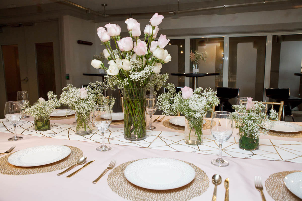 Orchid Affairs Tablescape Decor Event Planning