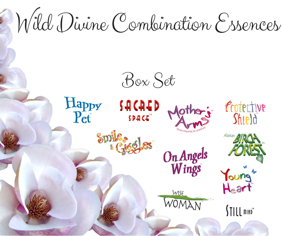 Wild Divine Combination Essences - Set of 10