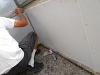 Renovating the greenhouse  Fiberglass Reinforced Panels ...