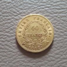 Pièce de 40 Francs en OR - 1812A