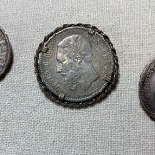 Médaille pièce Argent