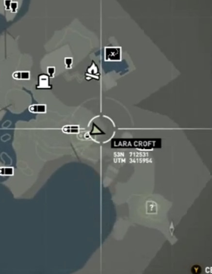 PDF tomb raider shipwreck beach map location