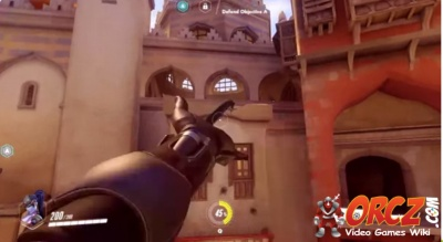 Overwatch Grappling Hook The Video Games Wiki