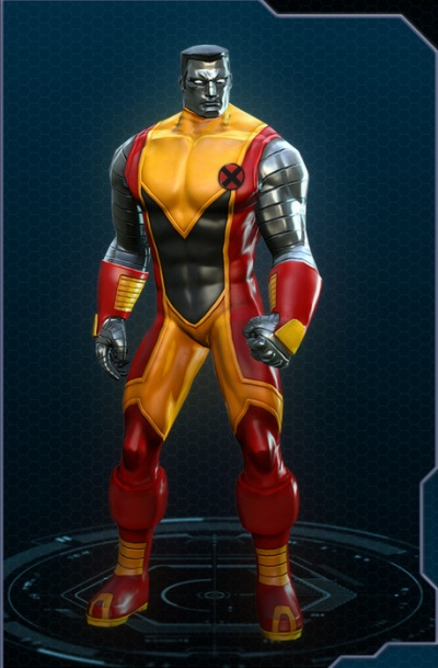 Marvel Heroes Colossus  Orczcom The Video Games Wiki