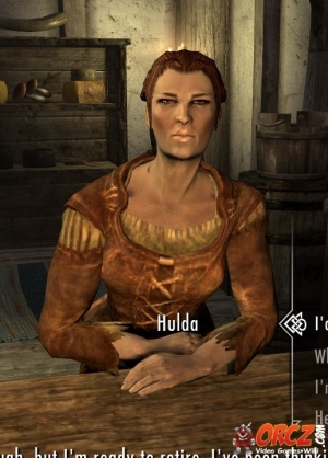 Image result for skyrim hulda
