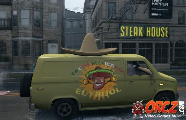 Watch Dogs Landrock Van 1500 Taco Truck  Orczcom The