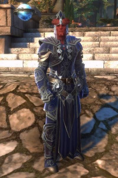 Neverwinter Control Wizard Epic Gear  Fatebender