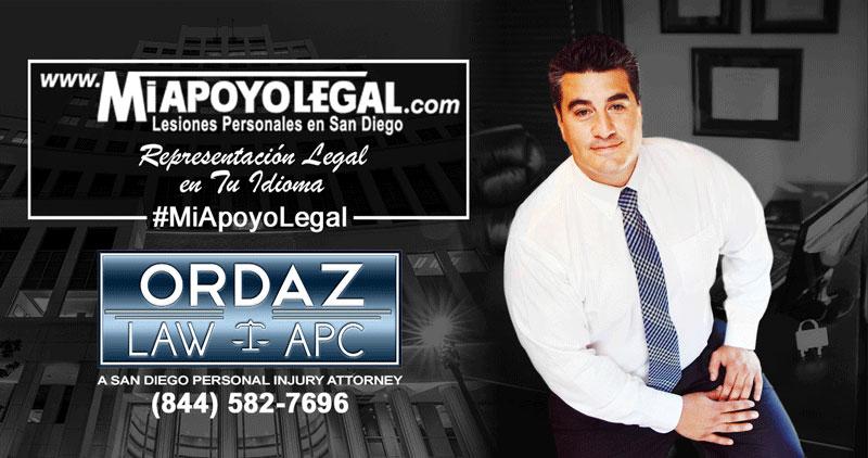 abogado de lesiones personales en san diego, Mi Apoyo Legal