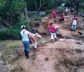 Entrega de medicamentos en Chocó
