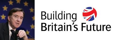 Mandelson's New Logo