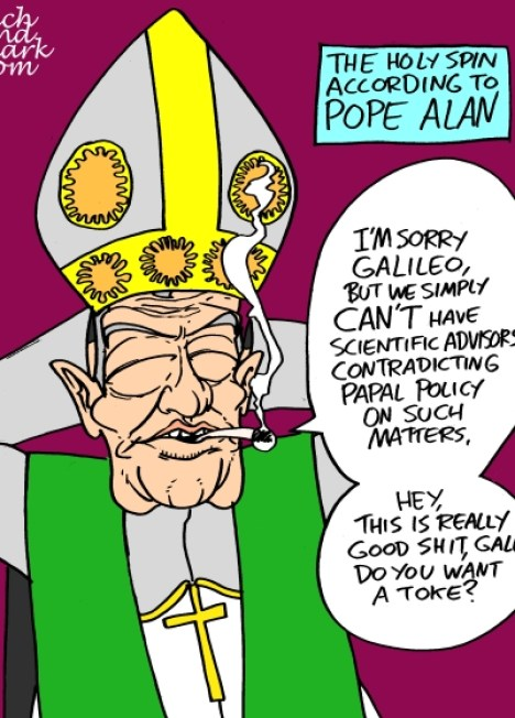 Pope Dope