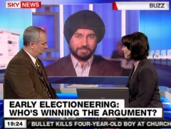 jag singh and iain dale