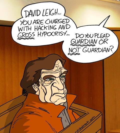 David Leigh Hacker