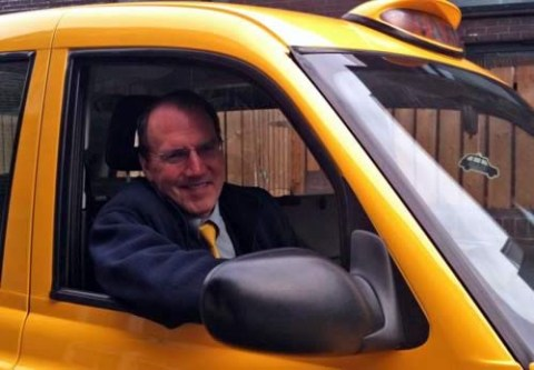 Simon Hughes Cab