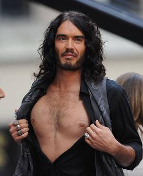Russell Brand Has Endorsed Corbyn And The Tories Won't Be Worried