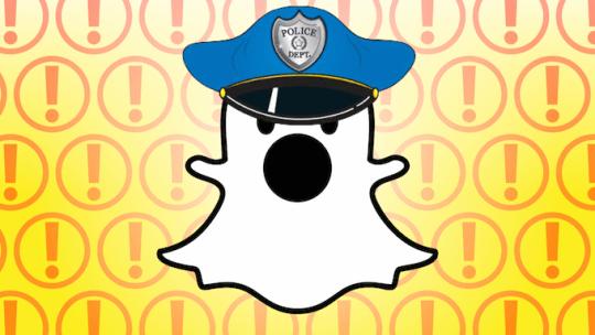 snapchat-police