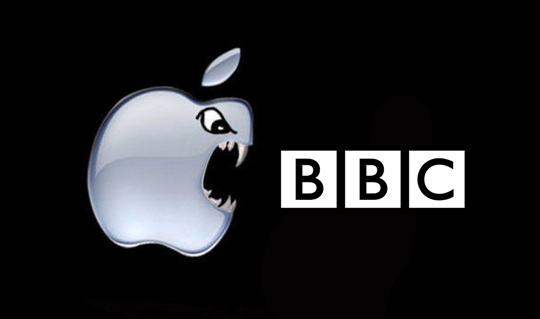 apple eat bbc