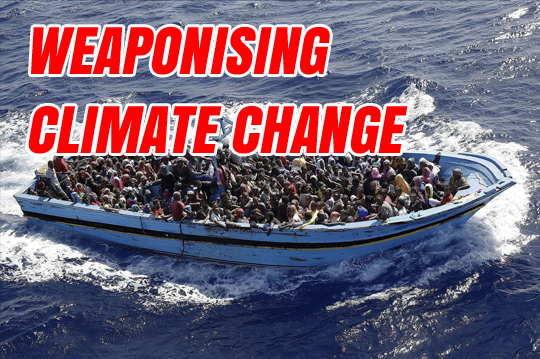 CLIMATE CHANGE BOAT