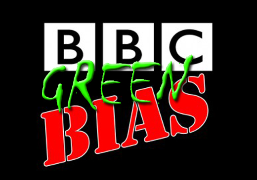 bbc green bias