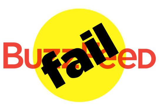 buzzfeed fail
