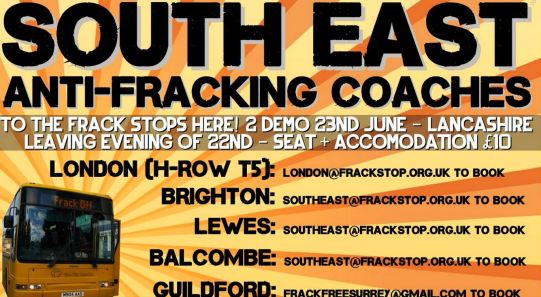 fracking coaches
