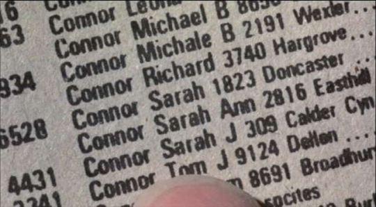 sarah conner