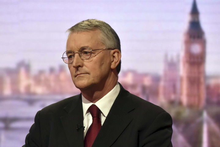 Benn's Brexit Committee Bunfight