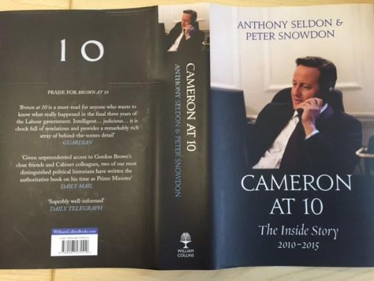 cameron book