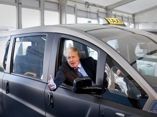 boris taxi